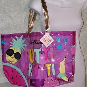 🎀FIRM🎀Too Faced Tutti Frutti Tote Bag